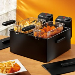 Princess 183028 Double Deep Fat Fryer