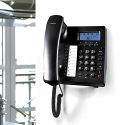 TopCom TE6601 Hands-Free Landline Phone