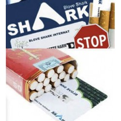 Blove Shark Anti-Smoking Card