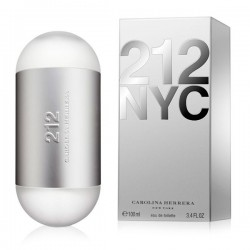 Carolina Herrera - 212 edt vapo 100 ml