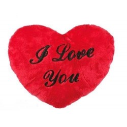 I Love You Plush Heart 35cm