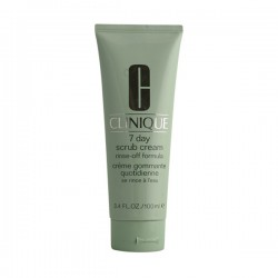 Clinique - 7 DAY SCRUB cream rinse off formula 100 ml