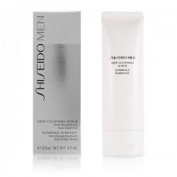 Shiseido - MEN deep cleansing scrub 125 ml