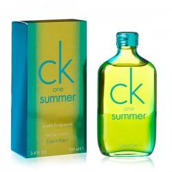 Calvin Klein - CK ONE SUMMER 2014 edt vapo 100 ml