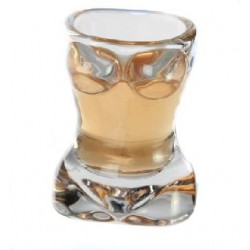 Sexy Body Shot Glass