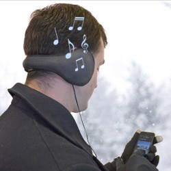 Earmuffs with Earphones