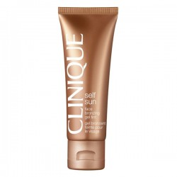 Clinique - SUN face bronzing gel tinted 50 ml